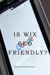 IS WIX SEO FRIENDLY