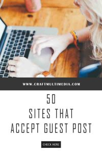 Guest posting can be a way of increasing your domain authority and get new traffic for new blogger. It helps you to increase your audience and create a wider awareness of your business
