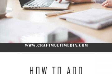 HOW TO ADD BLOGGER CONTACT FORM