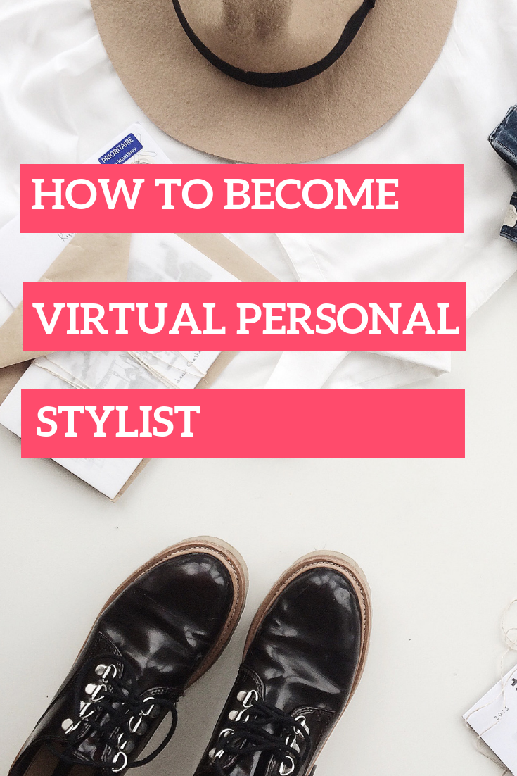 How to become virtual personal stylist