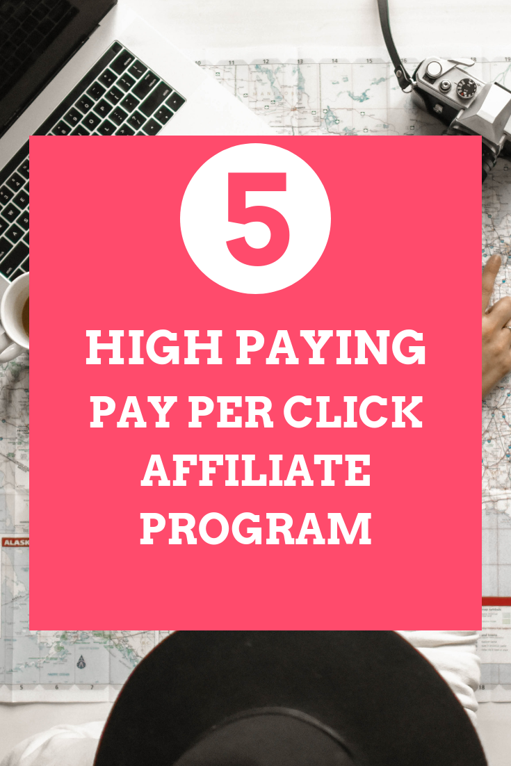 5 high paying pay per click affiliate program