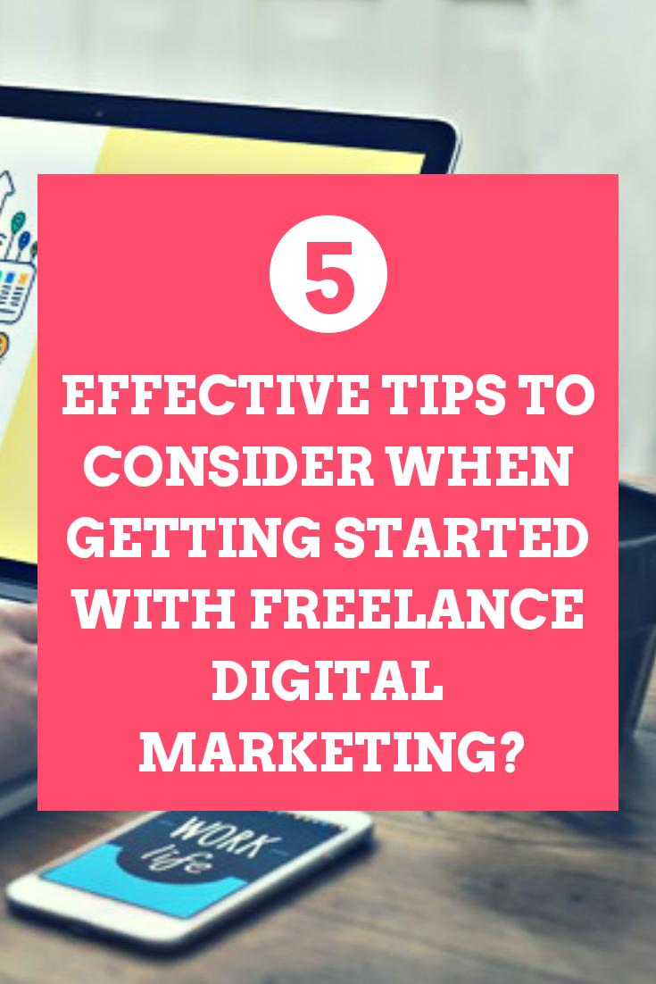Are You into Freelance Digital Marketing? Check Out These Tips!