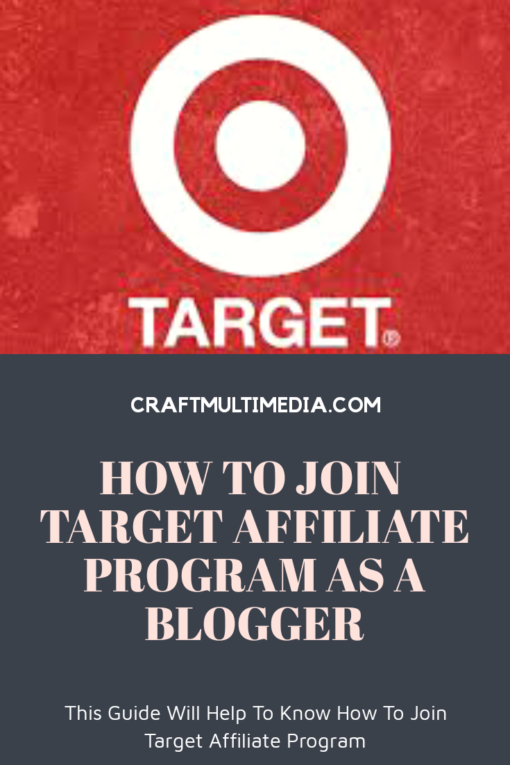 Target affiliate program is one of the best paying affiliate program in the market. Because of the reduction in Amazon affiliate percentage rate where a lot of blogger experience a sudden reduction in their monthly revenue