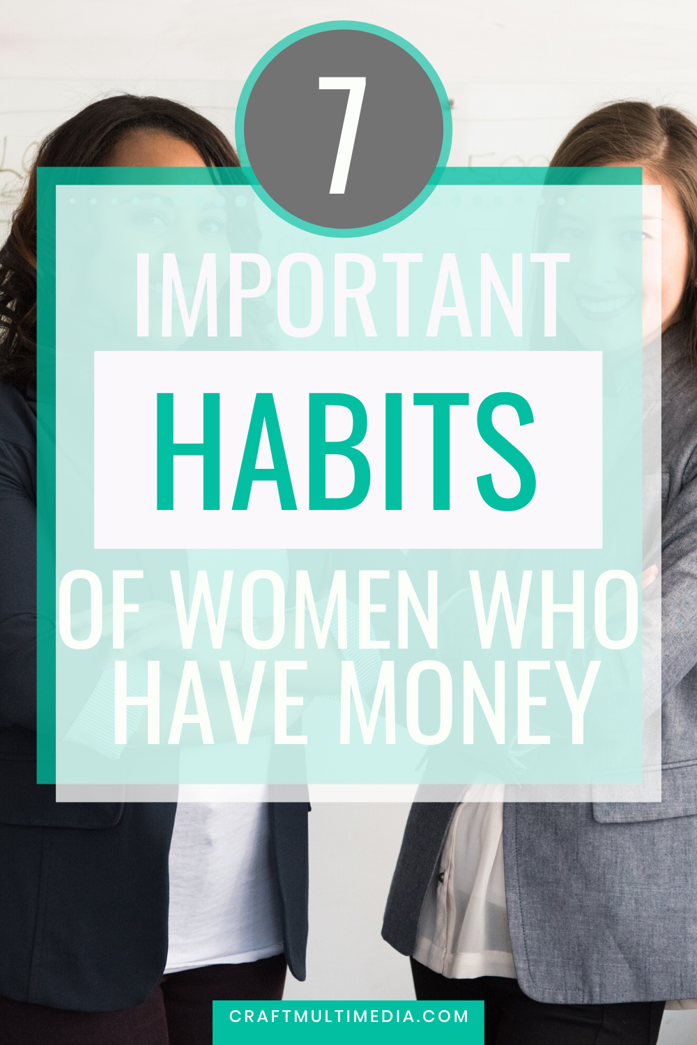 7 Important Habits of Women Who Always Have Money